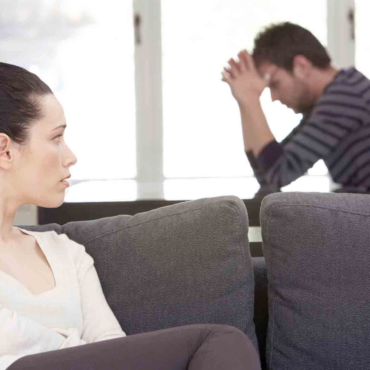 Párkapcsolati nehézségek